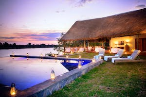 Ila Safari Lodge Swimming Pool