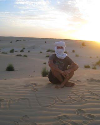In The Desert Mali