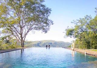 Infinity Pool Living Heritage Koslanda