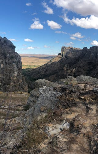 Isalo View Point Panoramic