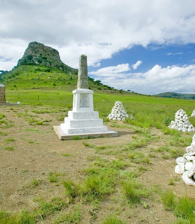 Isandlwana Battlefield In South Africa