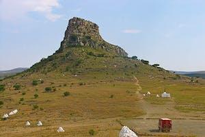 Jja14  Kwa Zulu  Natal Battlefield Below  Isandlwana