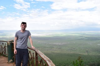 Jack Ngorongoro Crater