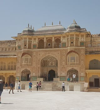 Jaipur Amer Fort 2