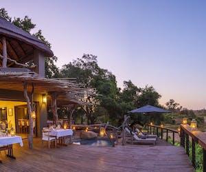 Jock Safari Lodge Main Jock Lodge