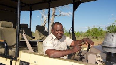 Joseph Kayoka Azura Selous Game Reserve