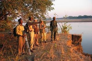 Kafunta Walking Safari
