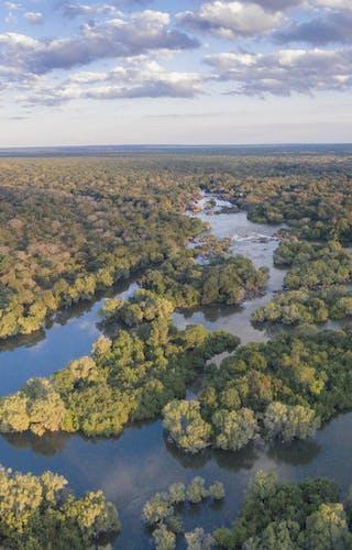 Kaingu Safari Lodge Location