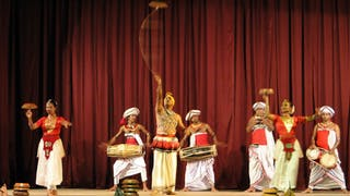 Kandy Cultural Dance Show By Ankur P Creative Commons