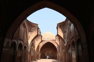 Katra  Masjid  Baharampore