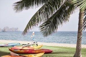 Kayaking Muscat