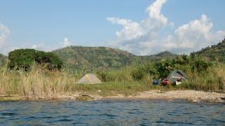 Kayaking And Camping Adventure On Lake Kivu In Rwanda