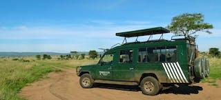 Kearsleys Safari Vehicle