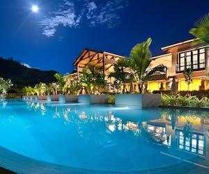 Kempinski Seychelles Pool