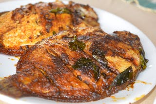 Kerala Sea Food