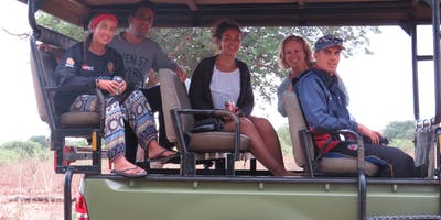 Khan Family Safari Vehicle