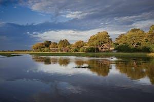 Khwai River Lodge River