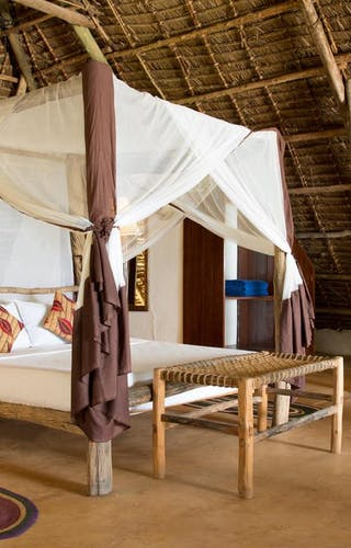 Kichange Lodge Honeymoon Suite