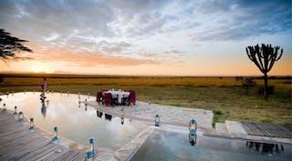 Kichwa Tembo Swimming Pool
