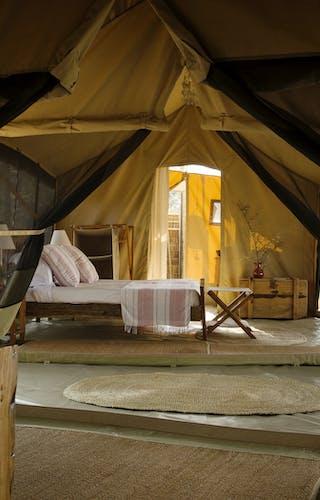 Kigelia Camp Family Tent
