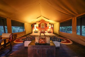 Kilima  Camp Eco Safari Tent