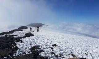 Kilimanajro Final Ascent