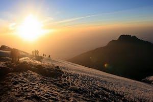 Kilimanjaro Machame Sunrise