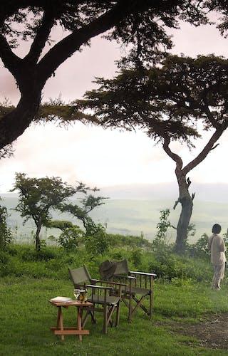 Kirurumu Ngorongoro Pakulala Camp View Point