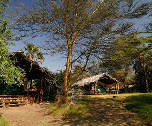 Kisima Ngeda Tents