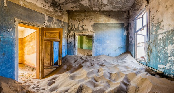 Kolmanskop Header Photo