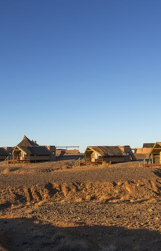 Kulala Desert Lodge Main
