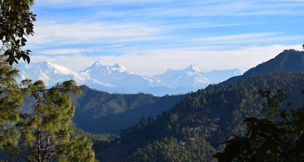Kumaon Himalayas