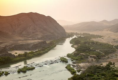 Kunene River Header Photo