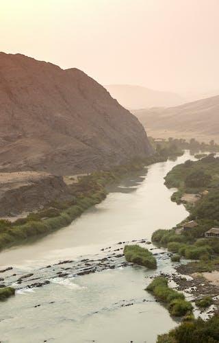 Kunene River Header Photo