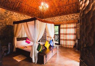 Kuriftu  Resort And  Spa Bedroom