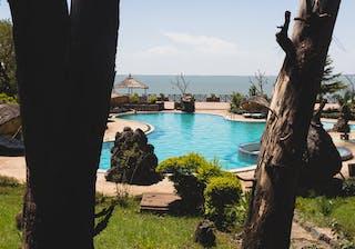 Kuriftu Resort And Spa Pool