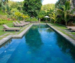 Lakaz Chamarel Main Pool