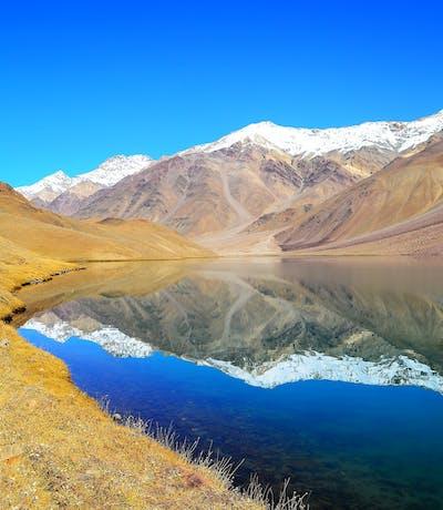 Lake Chandra Tal