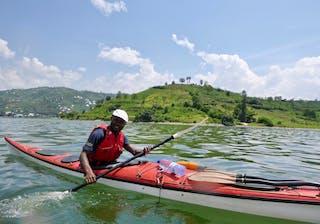 Lake Kivu Kayak Leader