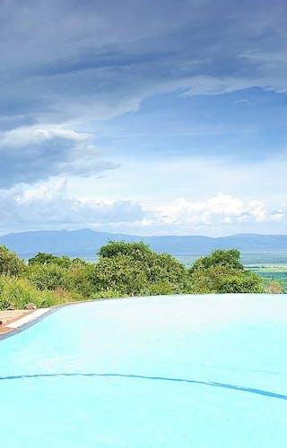 Lake Manyara Serena Lodge Pool