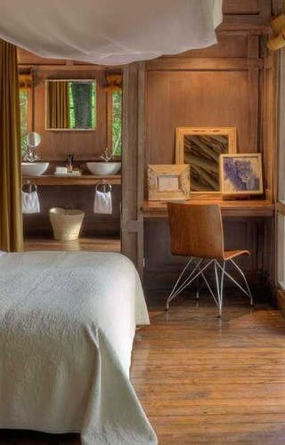 Lake Manyara Tree Lodge Bedroom