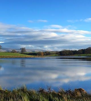 Lake At Edenhall