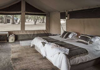 Lales  Camp  Bedroom