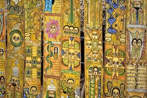 Lalibela Murals