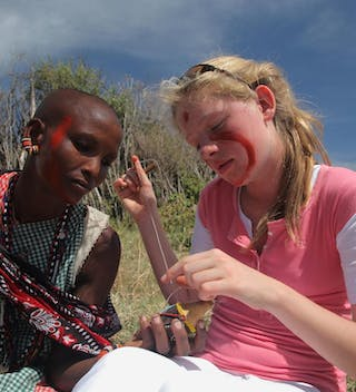 Learning From The Maasai At Saruni Warriors Academy
