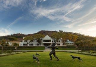 Leeu Estates Sculpture Garden