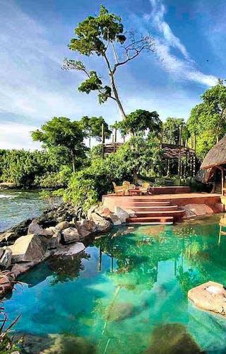 Lemala Wildwaters Lodge Pool