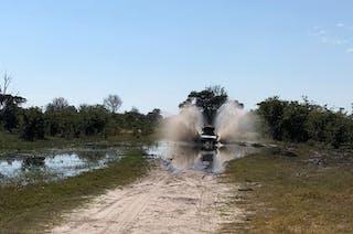 Leo Houlding Off Road Driving In Botswana