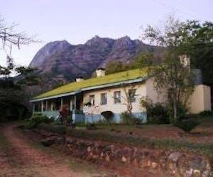 Likhubula Forest Lodge Exterior