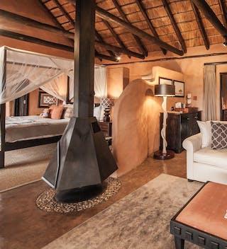 Little  Garonga  The  Hambleden  Suite  Lounge Area